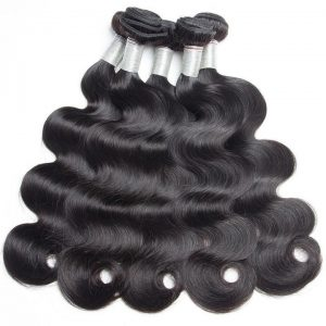 Brazilian hair bundles body wave textures