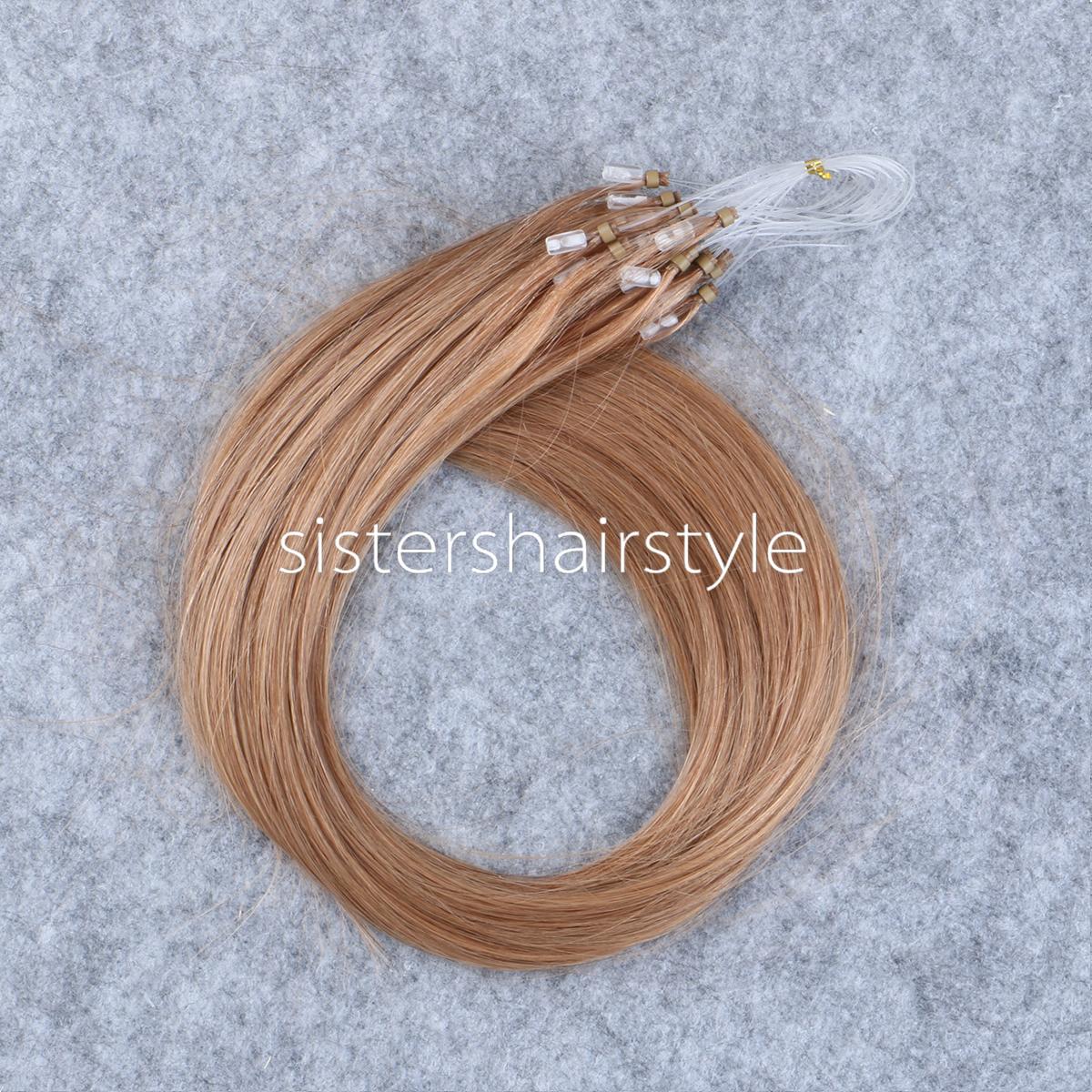 Micro Ring Loop Hair Extension Sisters Hair