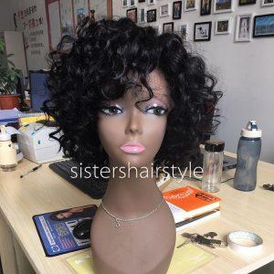 short-curl-wig