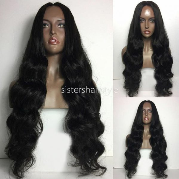Premium Human Hair Lace Wig No.78