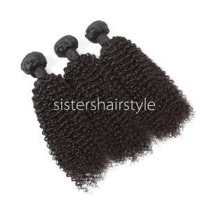 kinky curl bundles
