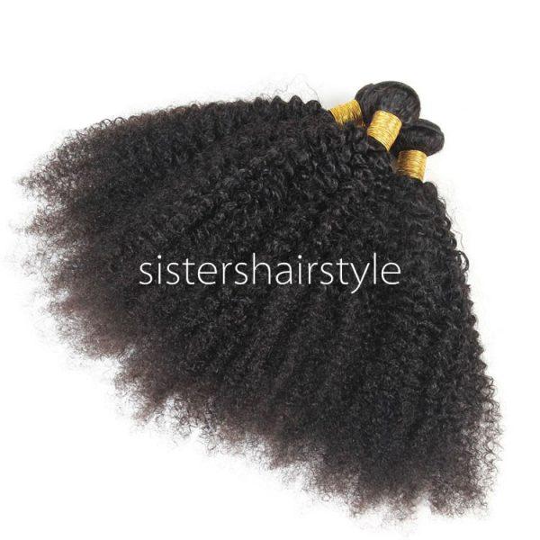 afro kinky curl bundles