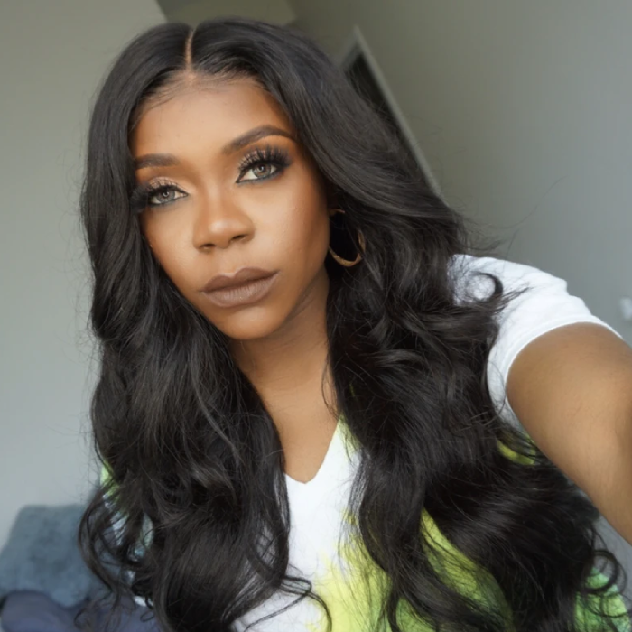 Black Lace Wigs